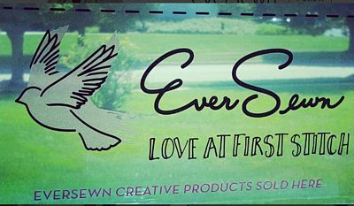 Eversewn Window Decal