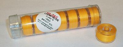 Prewound Bobbin Fil-Tec 15 Class Poly Bright Gold
