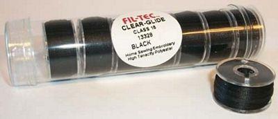 Prewound Bobbin Fil-Tec 15 Class Polyester Black
