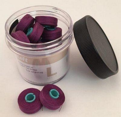 Prewound Bobbin Magna Qlt L-Violet