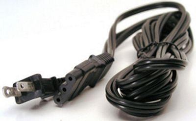CORD Elna Kenmore New Home Small 3-Prong Plug