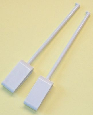Horizontal thread holder package of 2