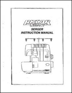 INSTRUCTION BOOK Riccarlock 739DE 1