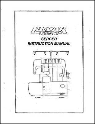 INSTRUCTION BOOK Riccarlock 739DE