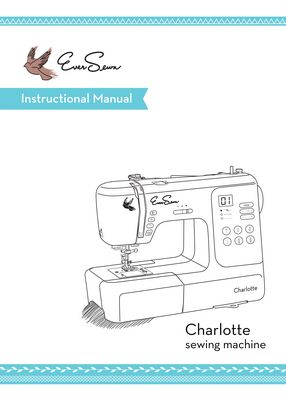 Instruction book EverSewn CHARLOTTE