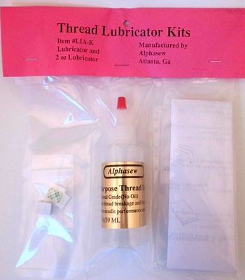 Thread Lube Kit  Adhesive Lube