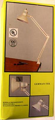 Lamp Flex Arm White