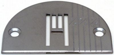 NEEDLE PLATE ZZ Front Screw Down