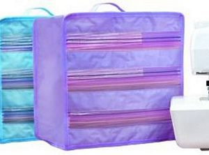 Dust Cover Serger 3 per Package