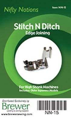 NN FOOT Stitch N Ditch High Shank