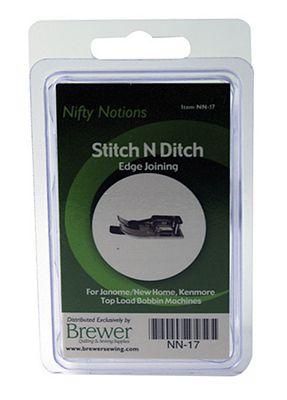 NN FOOT Stitch N Ditch New Home and Kenmore