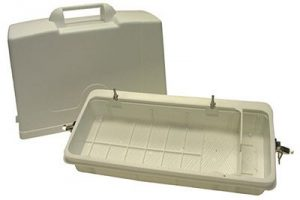 Portable Case Flat Bed 1