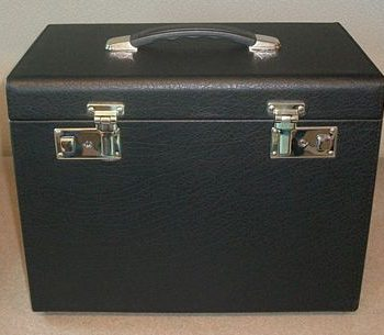 Portable Case Sgr 221 Black new style
