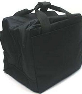 Port Bag Canvas Sgr 221 Black