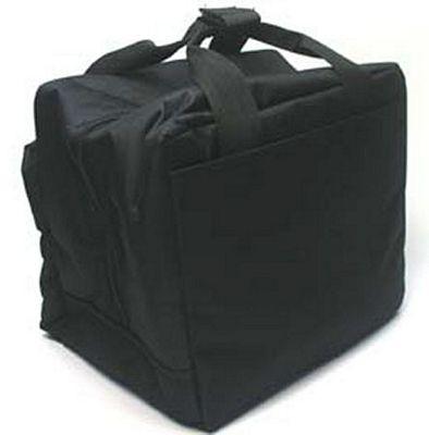 Port Bag Canvas Sgr 221 Black