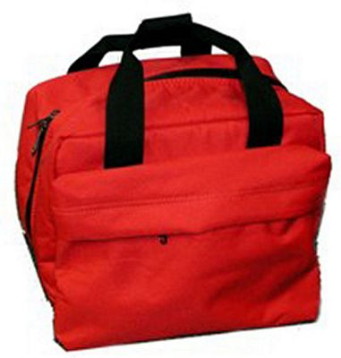 Port Bag Canvas Sgr 221 Red