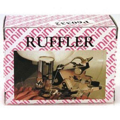 Ruffler Bernina with Adaptor for models 100-240
