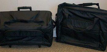 Portable Bag Machine/Emb whl