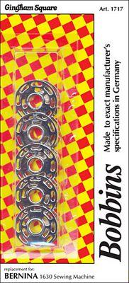 Bobbin-Bernina 1630 Metal 6/bx
