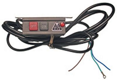 Switch Box Wired Push Button