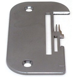 NEEDLE PLATE SERGER Babylock BL4-738D narrow pins