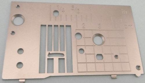 Needle plate Bro NV6000D